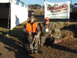 Chad And Land Owner Bill Quarles
